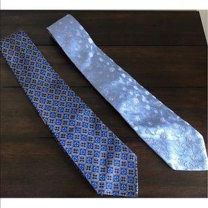 Valentino Silk Tie bundle 👔